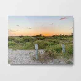 Find your quiet place Metal Print