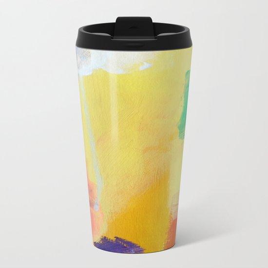Lemonello Metal Travel Mug