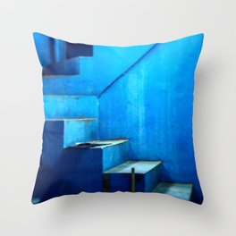 Out of the Blue Series Throw Pillow
