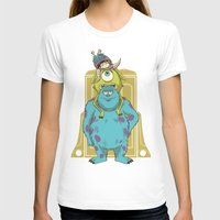 monster inc T-shirts featuring Monster Inc. by Fathi