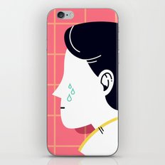 Despair Society iPhone & iPod Skin
