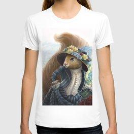 Emily Peanut Butterfield T-shirt
