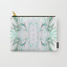 smoke on the flower of life Carry-All Pouch