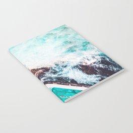 Sydney Bondi Icebergs Notebook