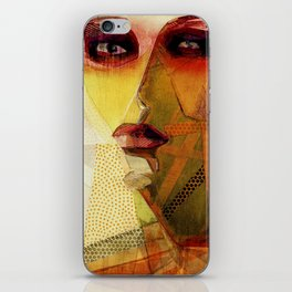 Colours Fly And Catherine Wheel iPhone Skin