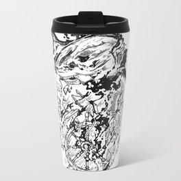 SHARK Metal Travel Mug