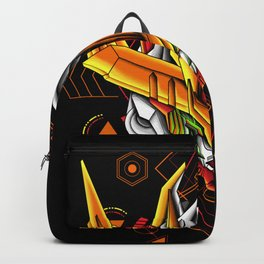Barbatos Lupus Rex A9 sacred geometry Backpack