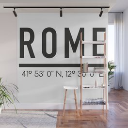 Rome Wall Mural