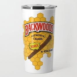Backwoods logo Travel Mug