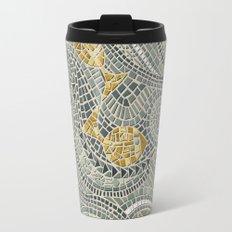 mosaic fish Travel Mug