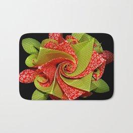 Origami Blossom Bath Mat