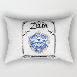 Zelda legend - Hylian shield Rectangular Pillow
