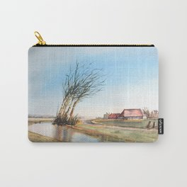 Friesland, The Netherlands Carry-All Pouch