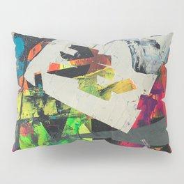oblique glance Pillow Sham