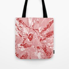 The red mask Tote Bag