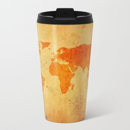 the world is at our fingertips Travel Mug