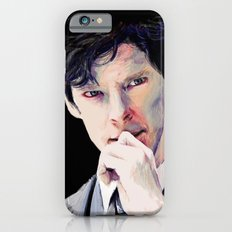 Benedict Cumberbatch iPhone 6 Slim Case