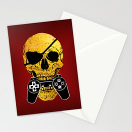 Gamer Stationery Cards