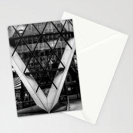London Gherkin Stationery Cards