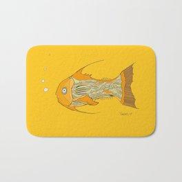 Francis the Fish Bath Mat