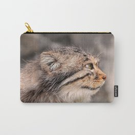 pallas pallas cat muzzle Carry-All Pouch