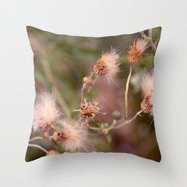 The Mimosa Throw Pillow