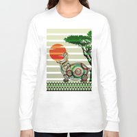 dreamer Long Sleeve T-shirts featuring Dreamer by milanova