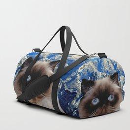 Himalayan Cat Duffle Bag