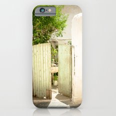 Through the Green Gate iPhone 6s Slim Case