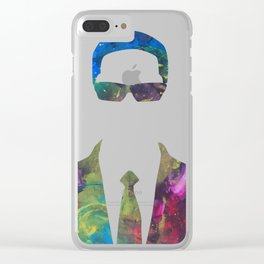 Doing Work Clear iPhone Case
