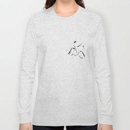 Aikido Series - 1 Long Sleeve T-shirt
