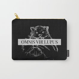 Everyone A Wolf Carry-All Pouch