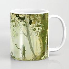 STRANGE AUTUMN DAYS Coffee Mug