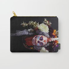 Tiger Blossom Muertita Carry-All Pouch