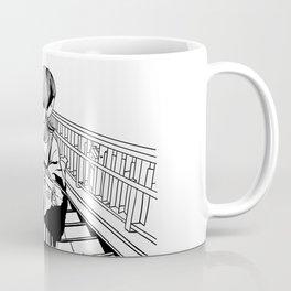 Japanese School Girls  Coffee Mug