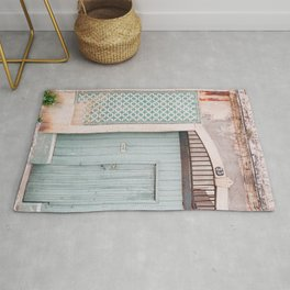 The mint door Rug