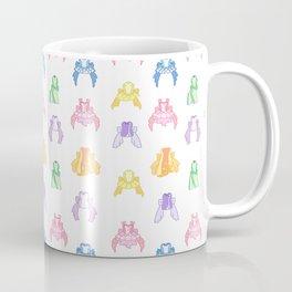 kawaii mermaid melody pattern Coffee Mug