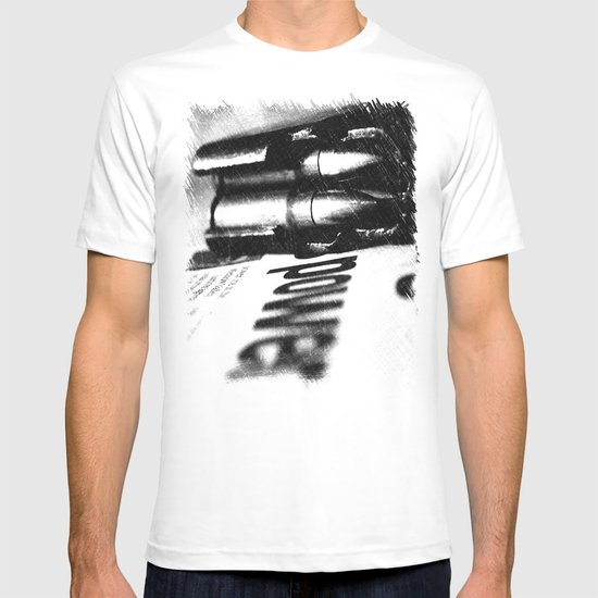Pen and Sword T-shirt