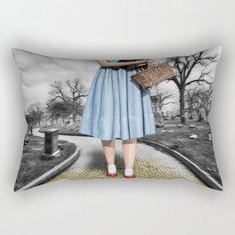 Creepy Dorothy of Oz Rectangular Pillow