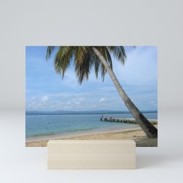 Isle of San Blas PANAMA - the Caribbeans Mini Art Print