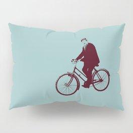 Biker ox Pillow Sham