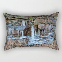 Icicles Rectangular Pillow