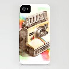 Vintage gadget series: Polaroid SX-70 OneStep camera iPhone (4, 4s) Slim Case