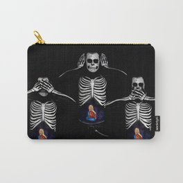 See, Hear, Speak Carry-All Pouch