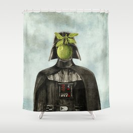 Son of Darkness Shower Curtain