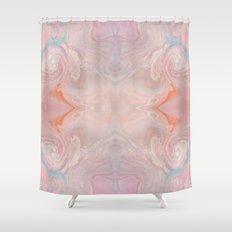 Mediterranea I Shower Curtain