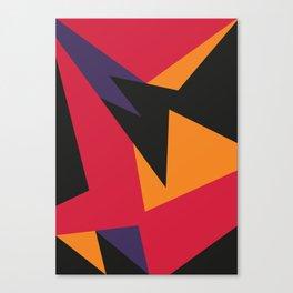 VII Raptors Canvas Print