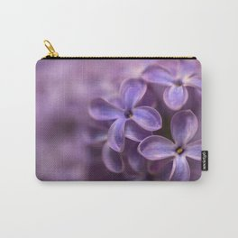 Fresh Lilac flowers Carry-All Pouch