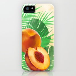 Tropical Sweetness iPhone Case