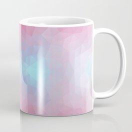 Mozaic design in soft colors Coffee Mug